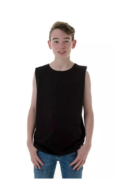 B3 Youth Muscle Tank