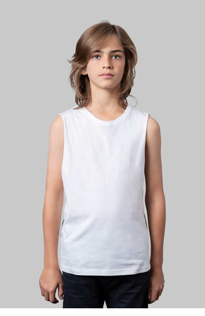 B3 Childrens Muscle Tank